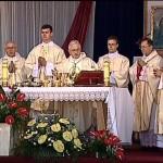 Uroczysta Eucharystia z okazji Jubileuszu słynącego łaskami Obrazu Matki Bożej Krasnobrodzkiej
