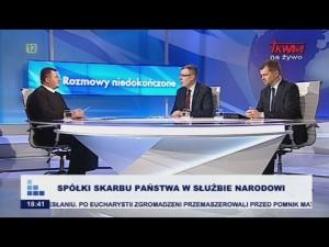 Komu służą w Polsce Spółki Skarbu Państwa?