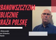 Leszek Żebrowski o Jerzym Urbachu vel Urbanie